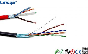 Category 6 U/UTP Cable - PVC&LSZH